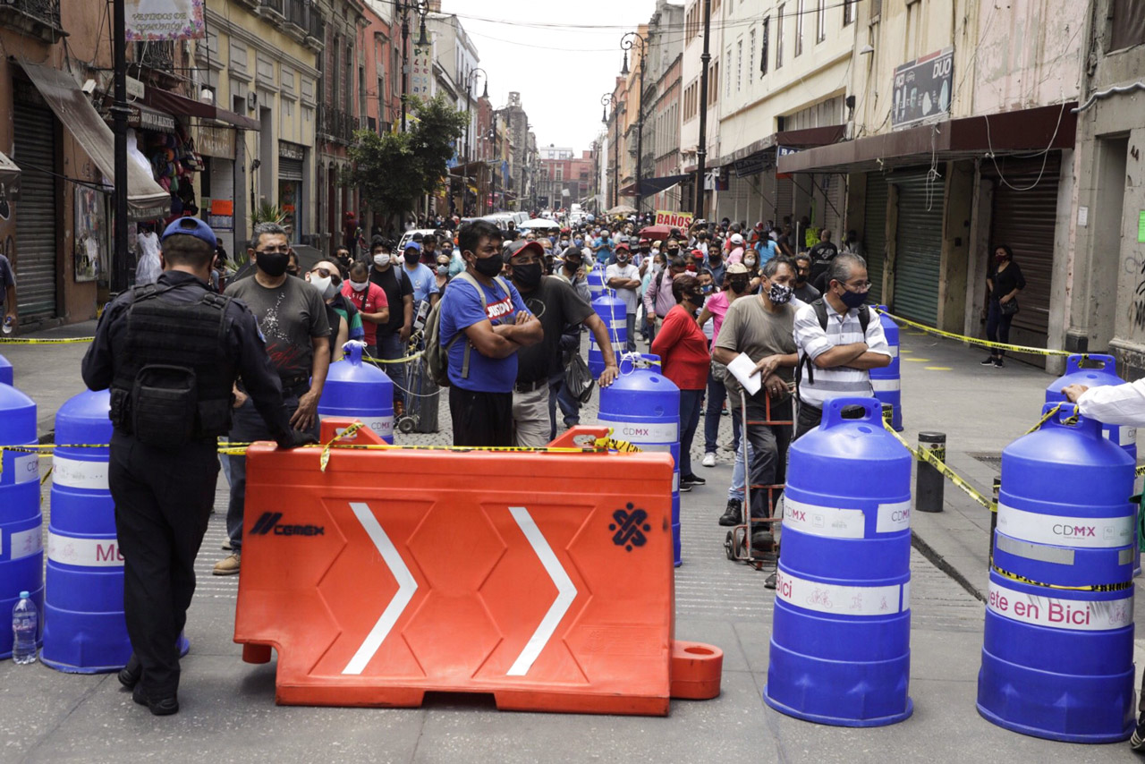 OMS advierte sobre desconfinamientos apresurados en países como México