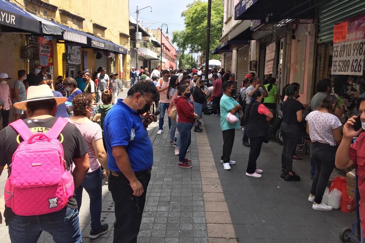 Protestas y mitines hacen temer rebrote de Covid-19 en América