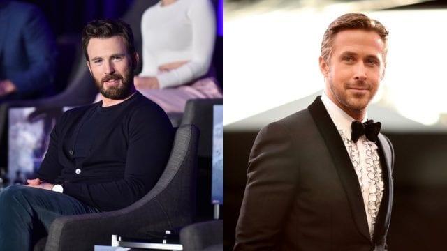 Chris Evans Ryan Gosling Netflix