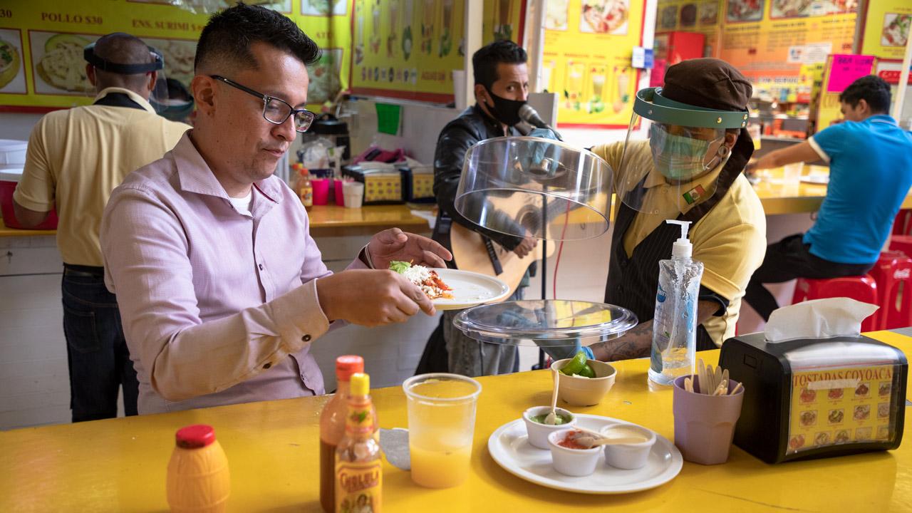 CDMX anunciará posible reapertura de restaurantes el viernes
