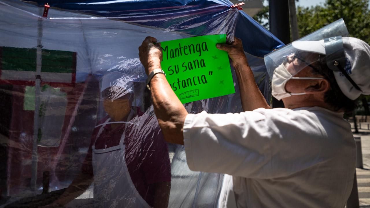 CDMX va contra puestos callejeros y ambulantes de comida por Covid-19