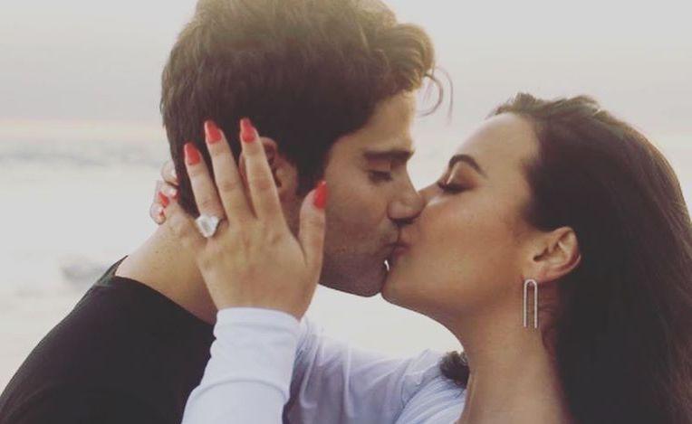 Descubre cuánto cuesta el anillo de compromiso de Demi Lovato