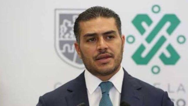 Omar García Harfuch es dado de alta: 'Regresaré a combatir la  delincuencia', anuncia • Forbes México