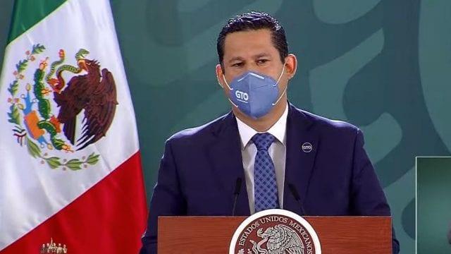 Diego Sinhue Rodríguez vallejo gobernador de Guanajuato