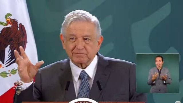 AMLO Andrés Manuel López Obrador