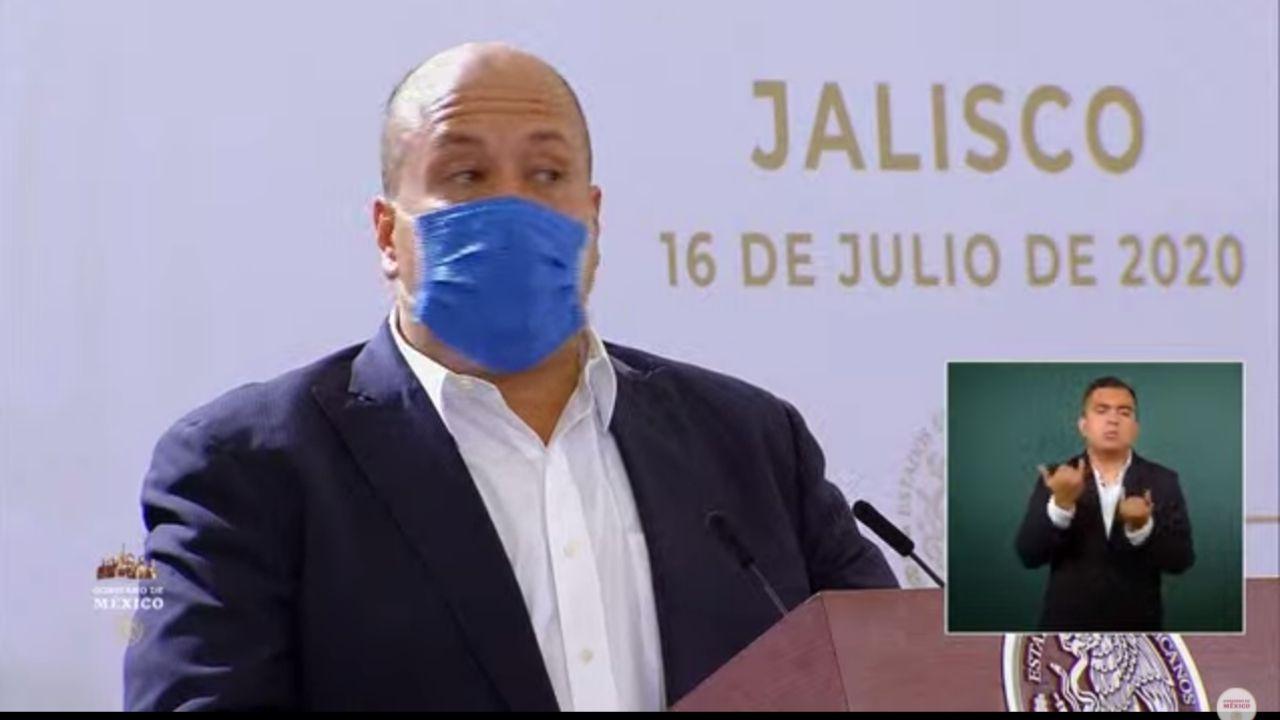 Enrique Alfaro gobernador de Jalisco