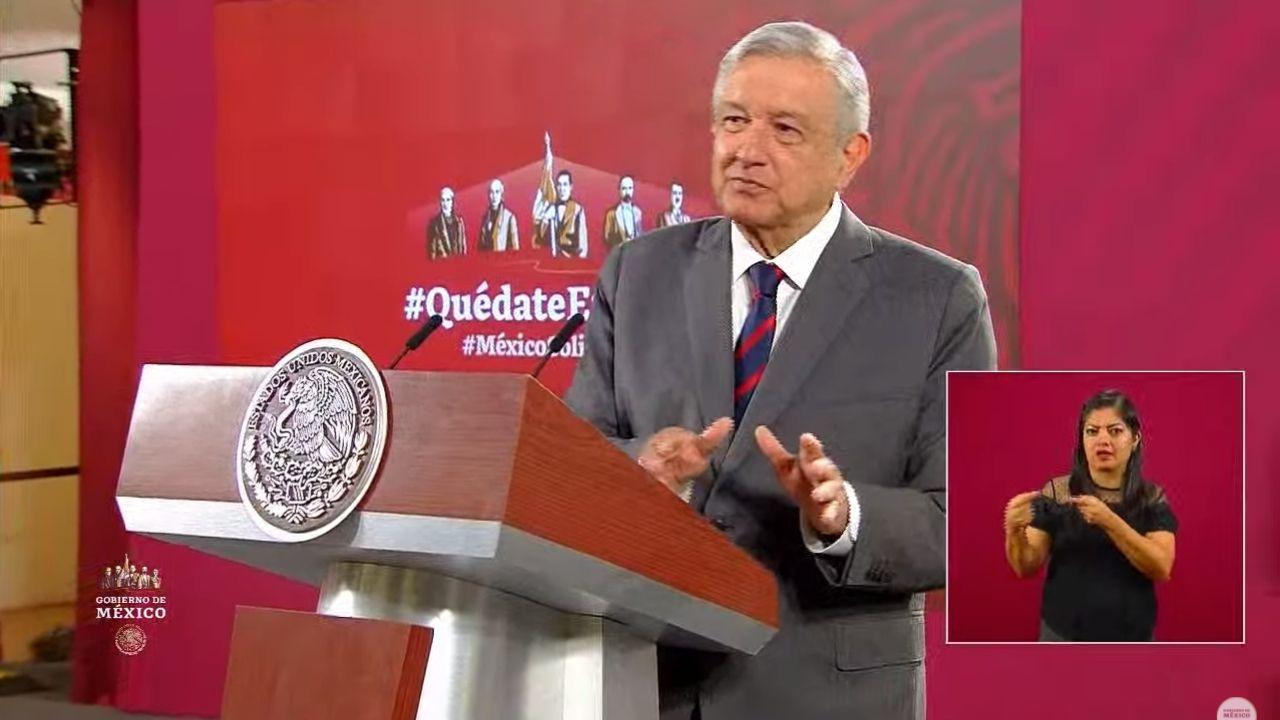 AMLO 'no tiene información certera' sobre renuncia de Jiménez Espriú a la SCT