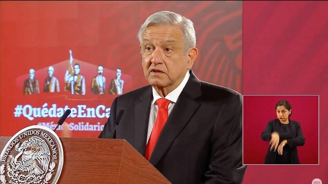 AMLO anuncia reforma para aumentar 40% pensiones de trabajadores retirados