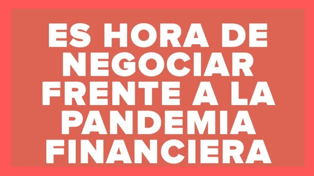 pandemia Financiera