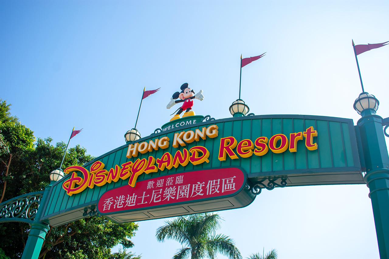 Disney World en Hong Kong cerrará tras repunte de casos por Covid-19