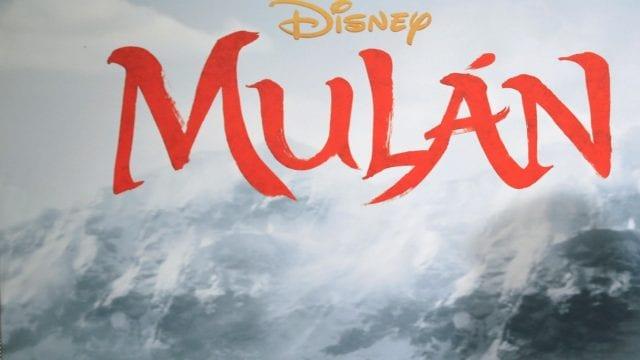 Disney Mulán