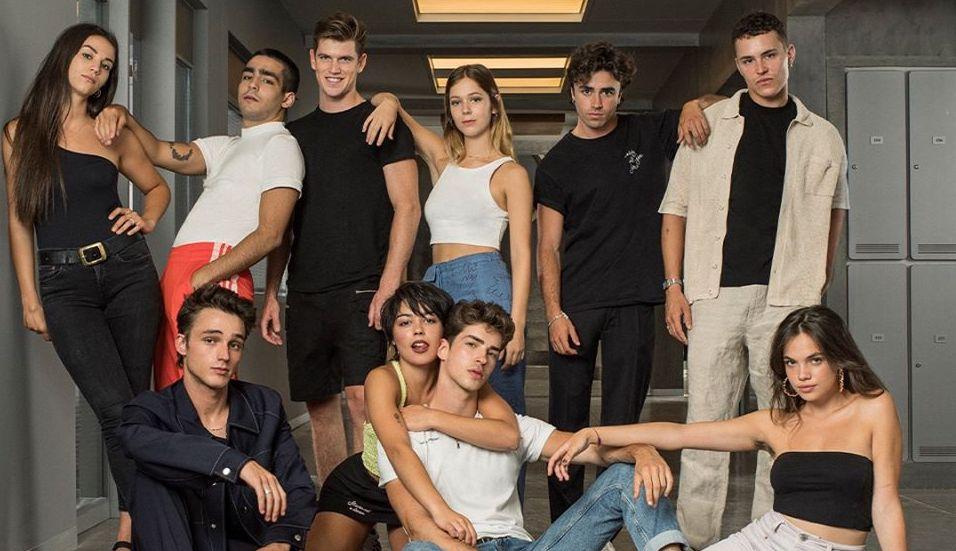 Netflix presenta a los nuevos integrantes de 'Élite'