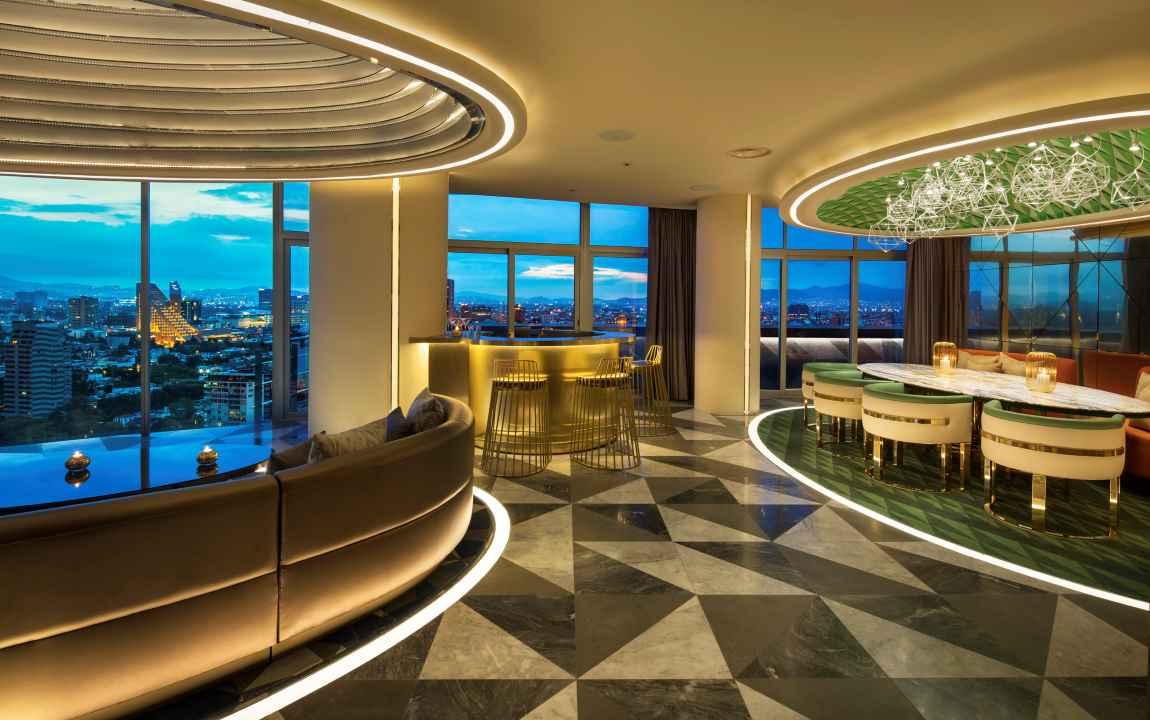 Hotel W Mexico City reabre sus puertas con experiencias audaces