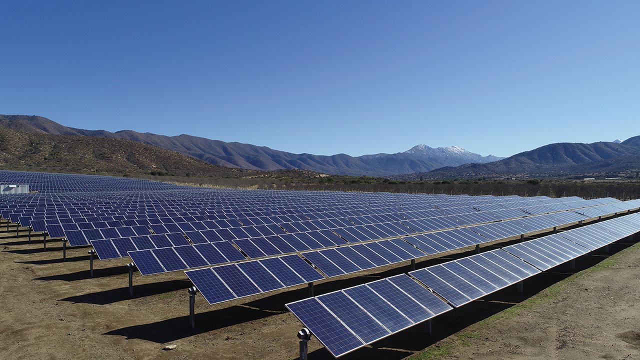 AMLO presume avance de energía renovable derivada de la Reforma Energética