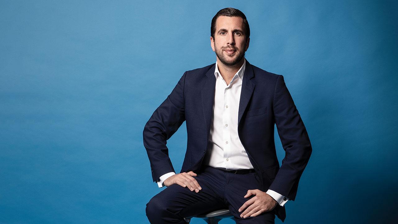 Enrique Riquelme, el empresario que quiere ser presidente del Real Madrid