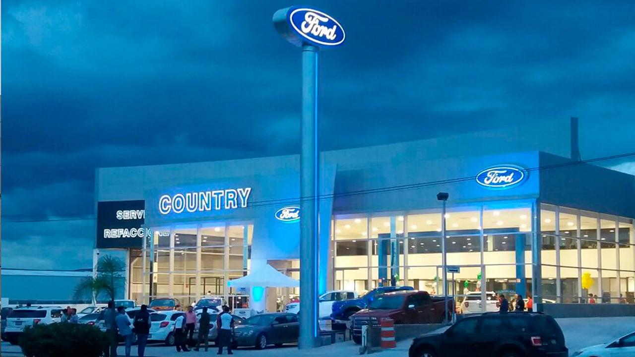 Ford presenta este jueves la E-Transit, su camioneta totalmente eléctrica