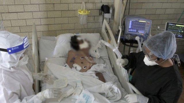 México se coloca como el tercer país del mundo con más muertes por Covid-19