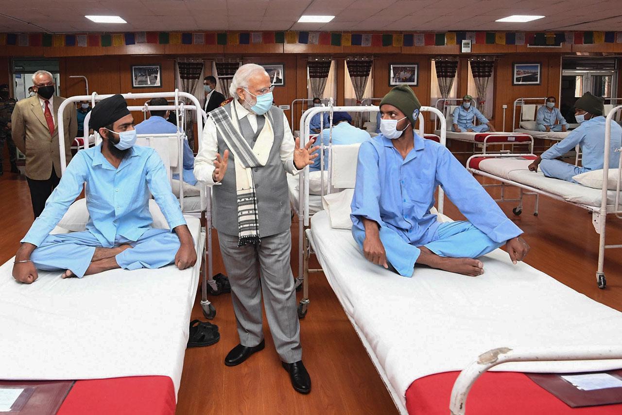 Récord en la India con más de 100,000 recuperaciones de Covid-19 en 24 horas