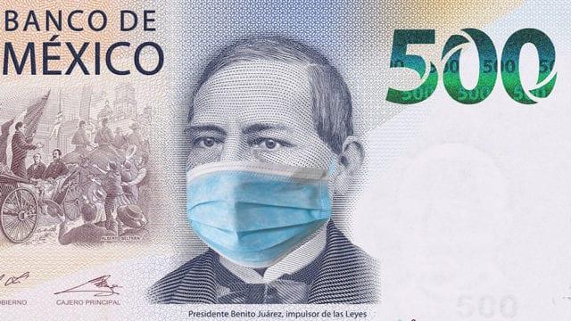 Economia coronavirus México