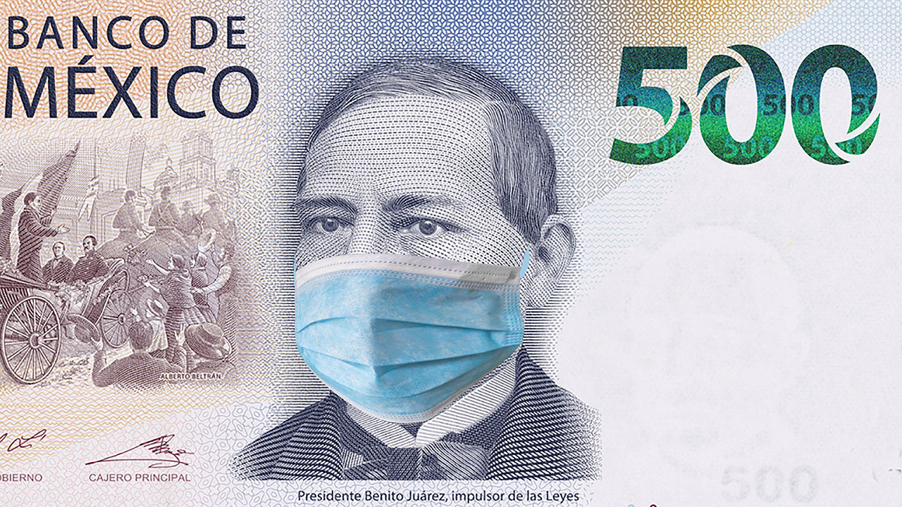 México avanzó un 12 % pero no es el sexto país que más crece en la pandemia