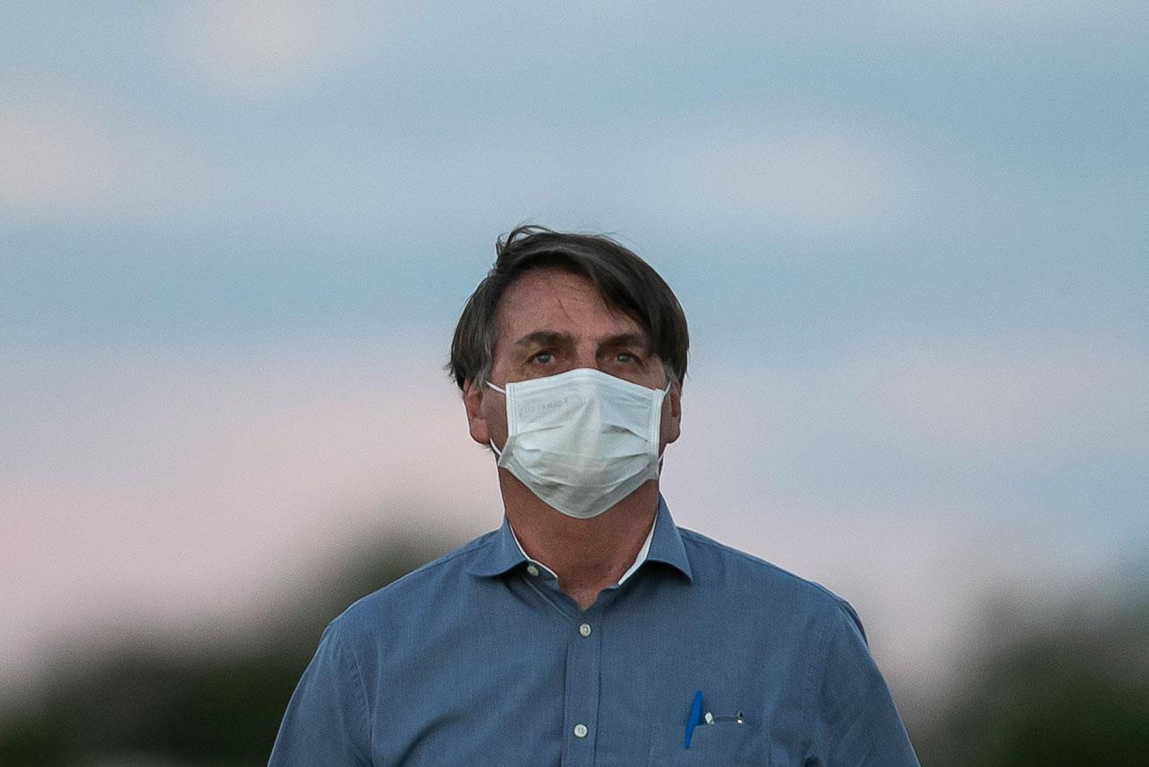 Vacuna contra Covid-19 no será obligatoria en Brasil: Bolsonaro