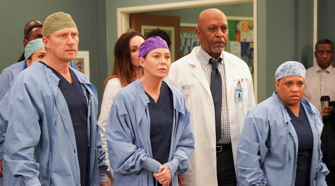 Greys Anatomy Covid