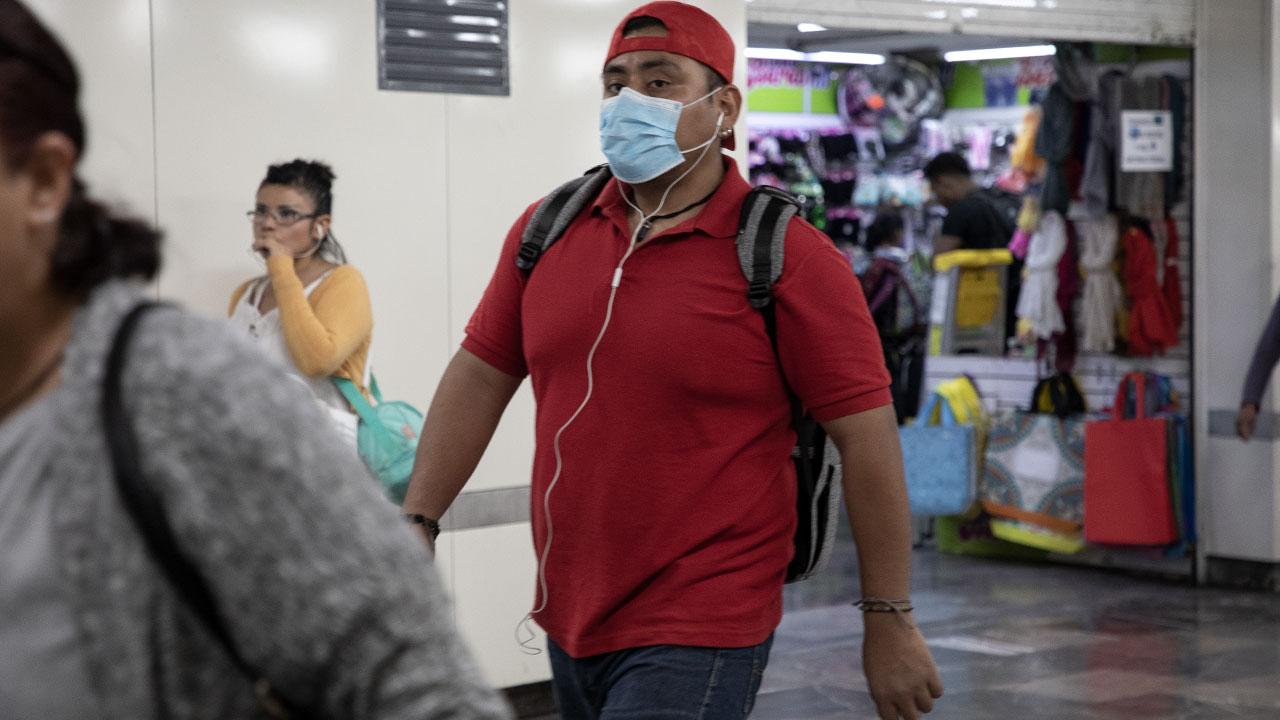 México rebasa los 900 mil contagios confirmados de Covid-19