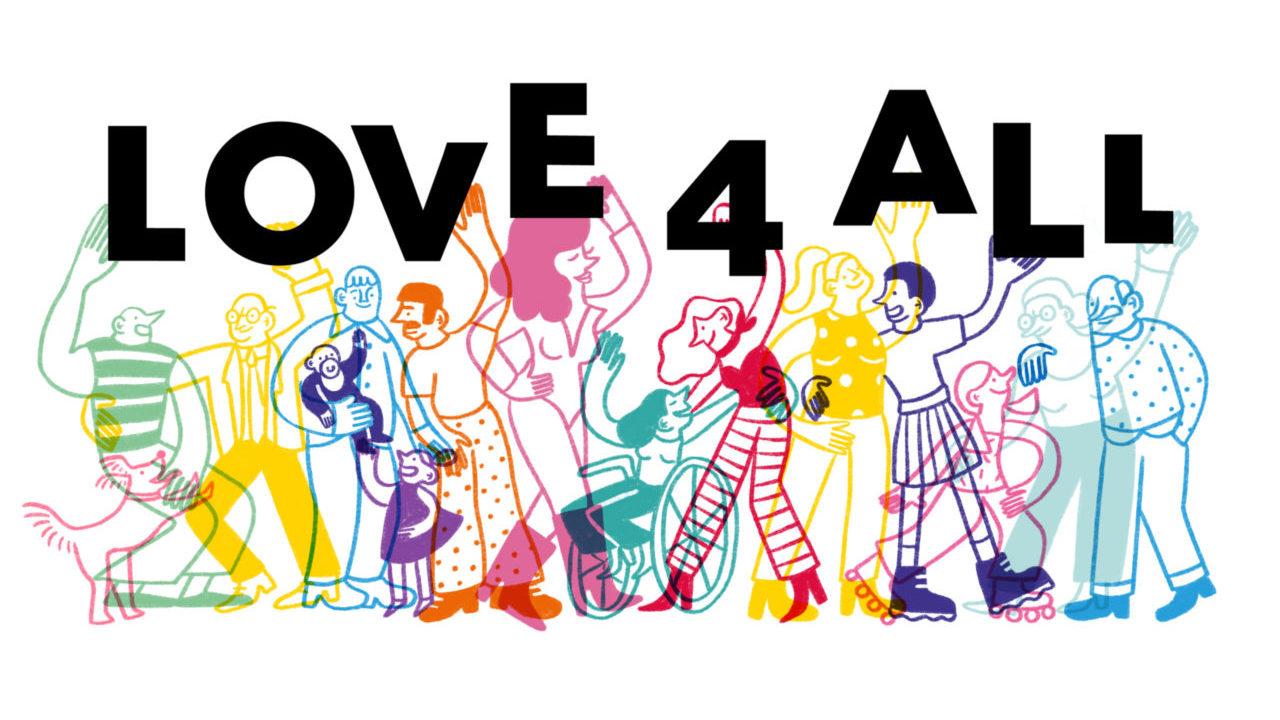 ¡LOVE4ALL extiende sus actividades durante este 2020!