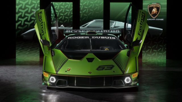 Lamborghini Essenza