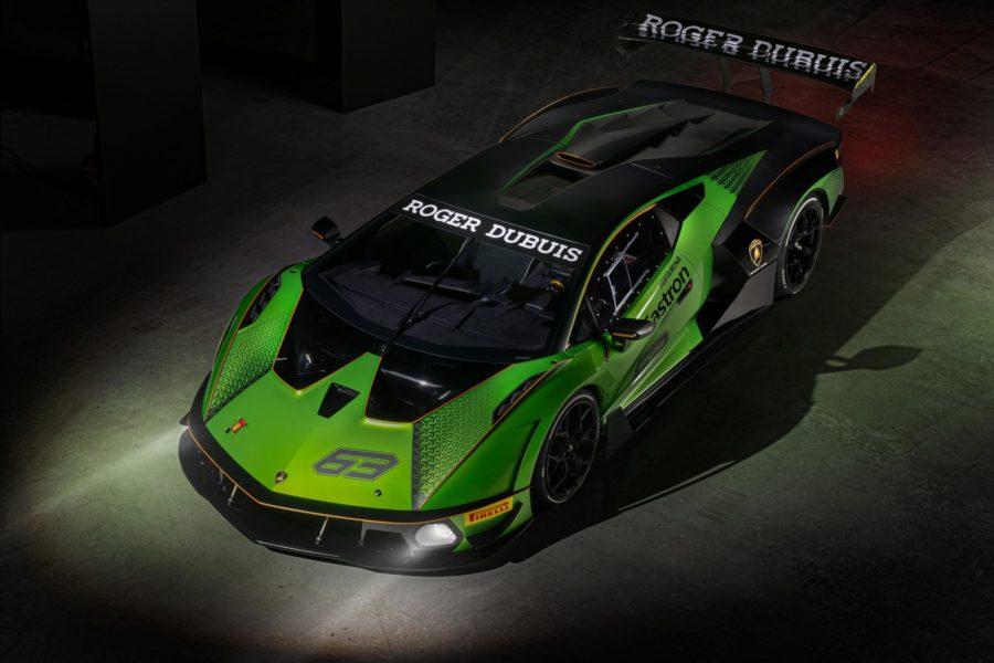 Lamborghini Essenza hypercar