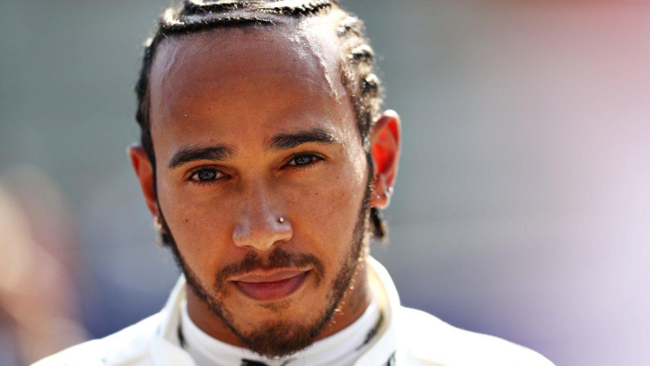 Lewis Hamilton comparte con Mercedes Benz una visión sustentable del futuro