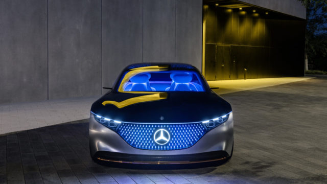 Lewis Hamilton Mercedes Benz