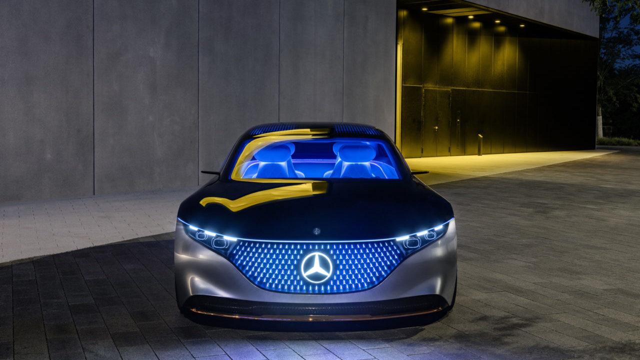Mercedes Benz suspenderá producción en Brasil por pandemia