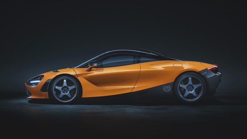 McLaren Le Mans