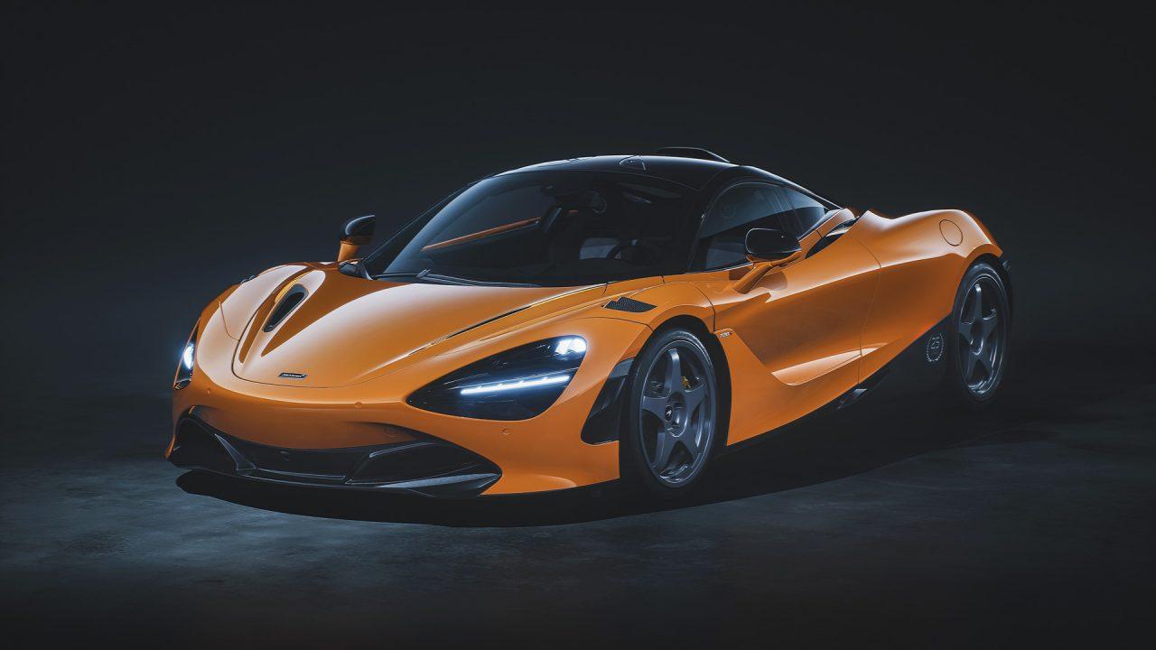 McLaren conmemora su primer triunfo en Le Mans con este legendario vehículo