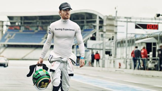Michale Fassbender Porsche