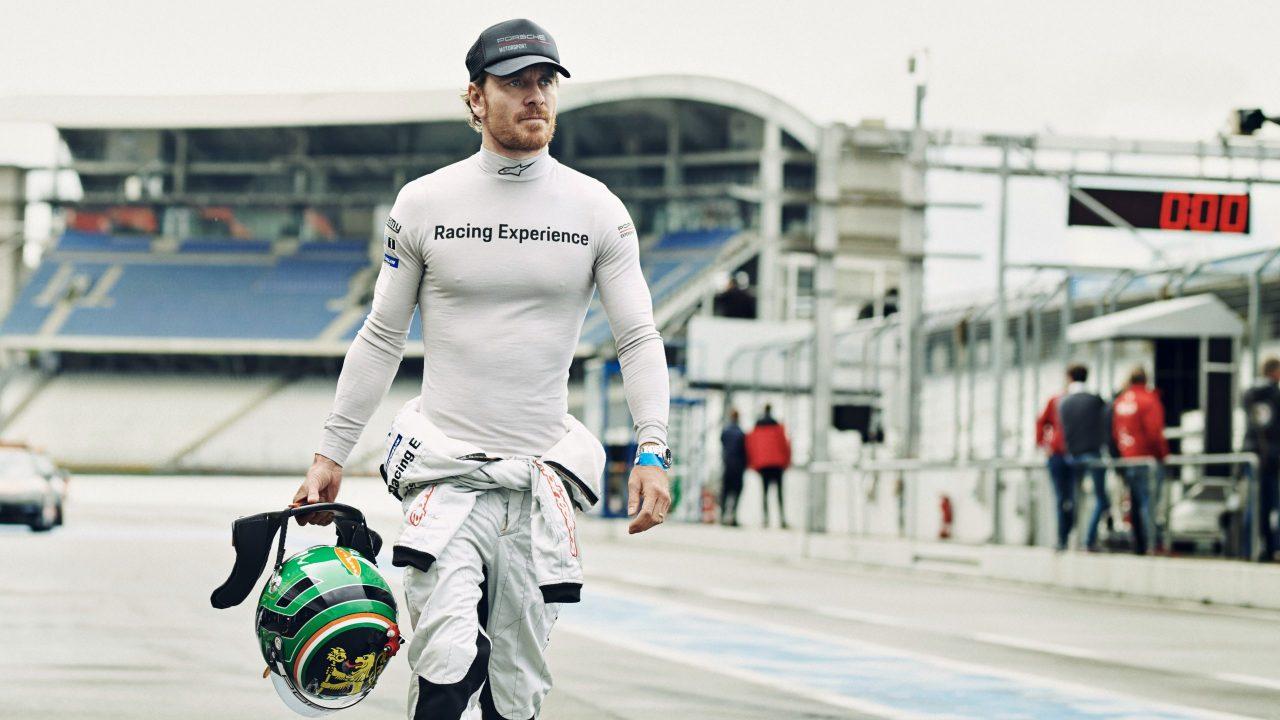 Michael Fassbender avanza en su sueño por disputar las 24 Horas de Le Mans