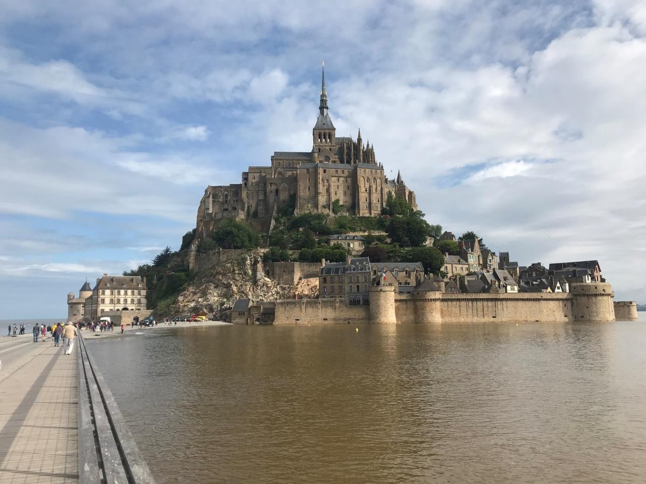 Estas son las maravillas que encierra Le Mont Saint-Michel en Normandía