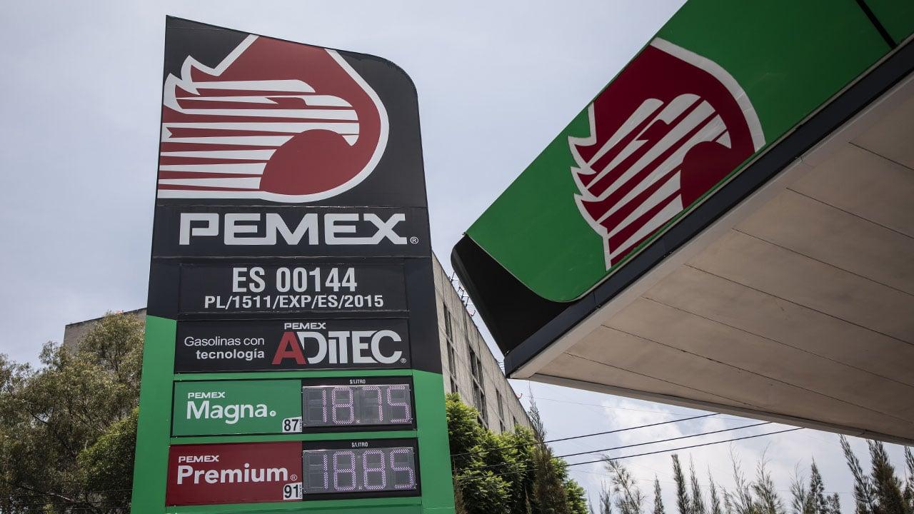 Casi 40% de las gasolineras en México se quitaron la marca de Pemex