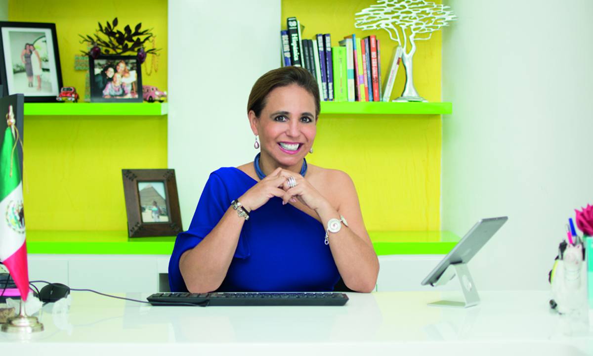 Eugenia Guzmán, empresaria y fundadora del Colegio Inglés
