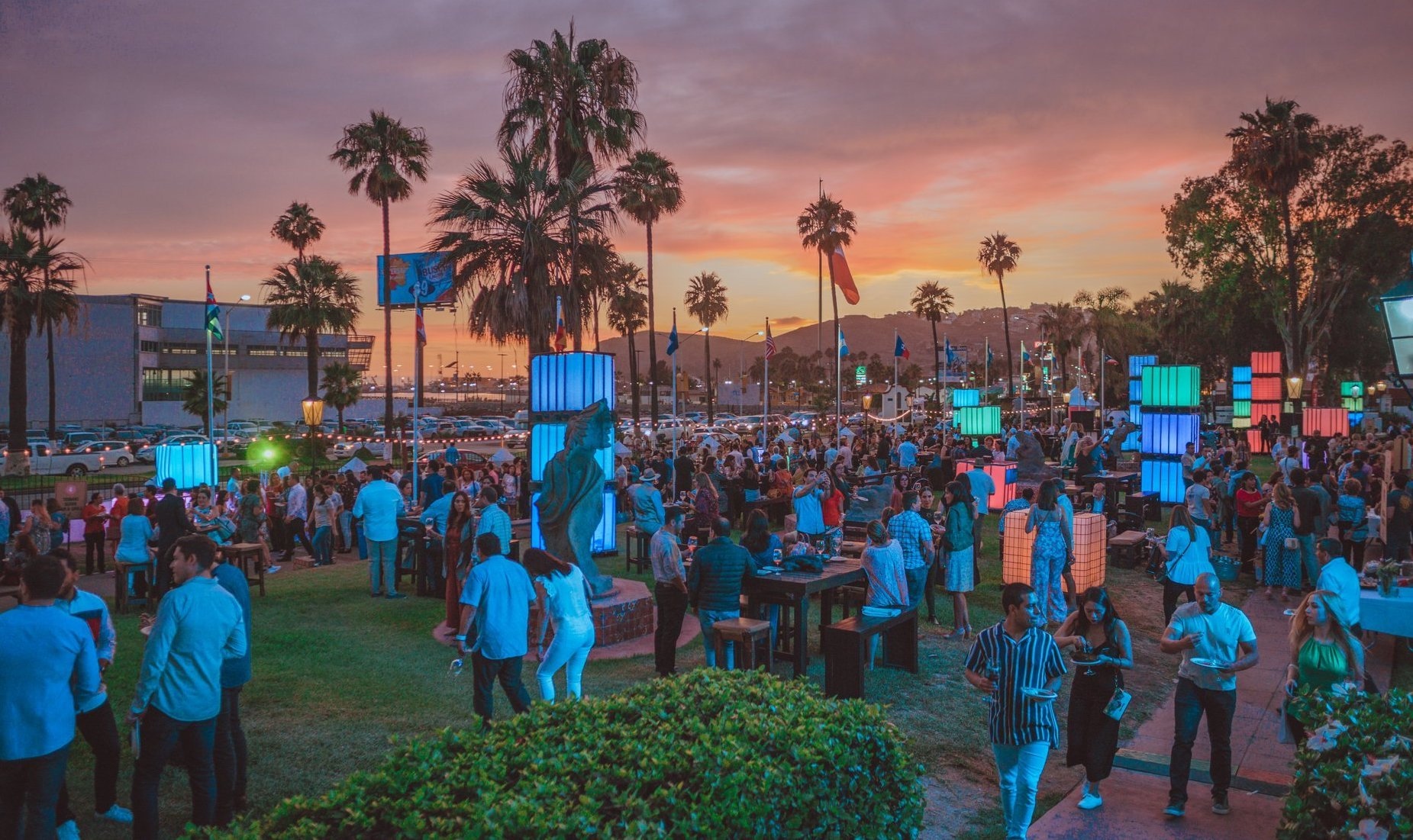 Suspenden Fiestas de la Vendimia de Ensenada este año