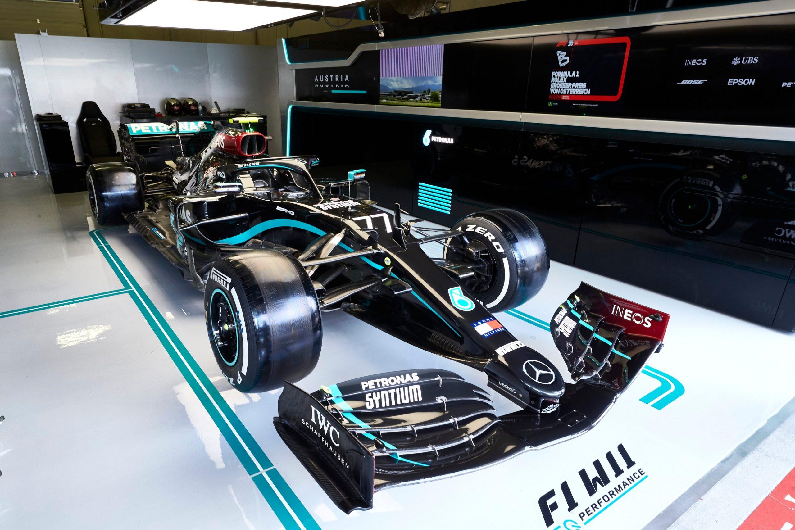 Puma Lewis Hamilton Mercedes