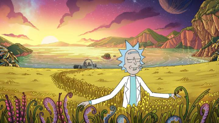Sorpresivamente Netflix estrena los episodios restantes de 'Rick and Morty'