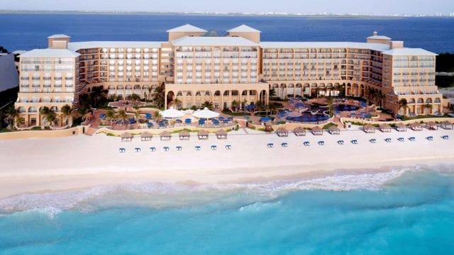 The Ritz Carlton Cancún