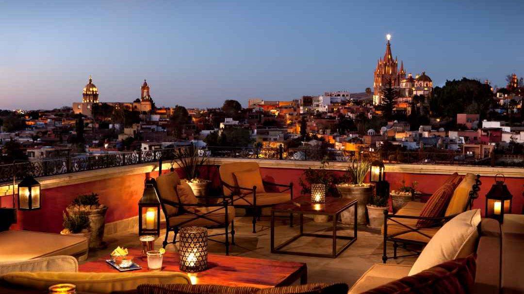 Hoteles de lujo en San Miguel de Allende alistan reapertura