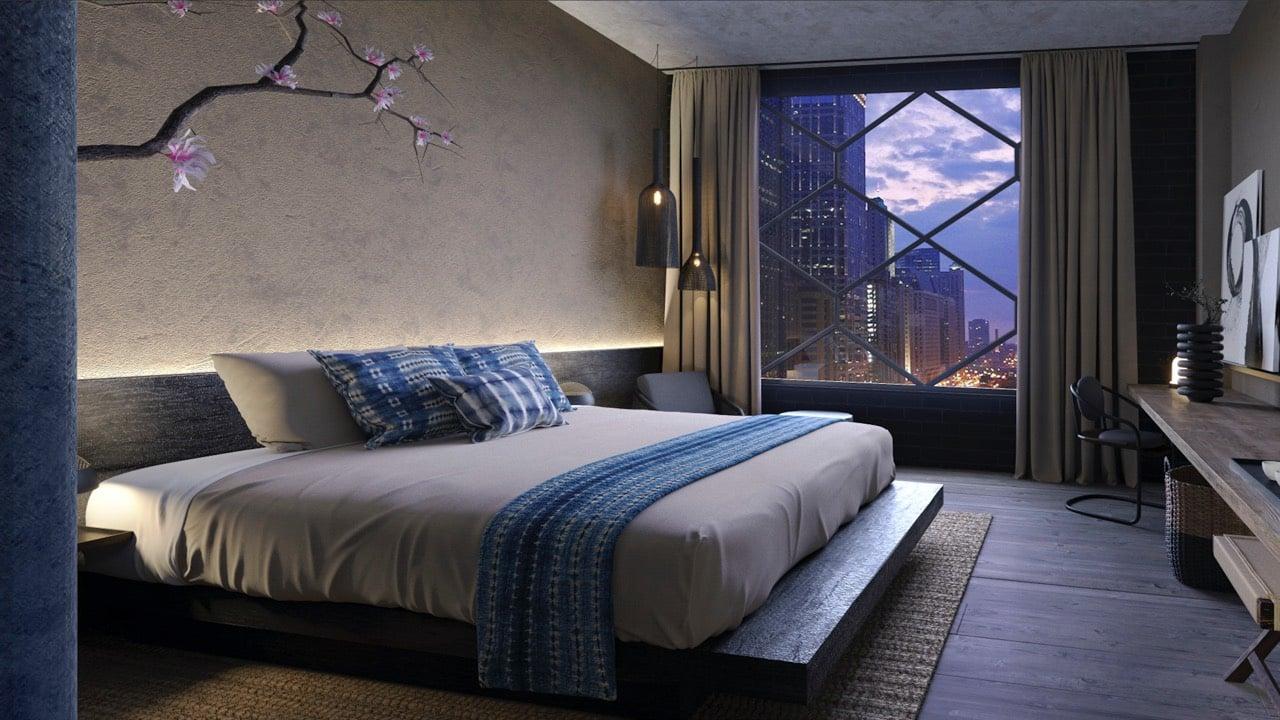 Nobu Hotel abre sus puertas en la ciudad de los vientos
