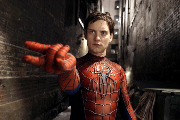Netflix Spider Man