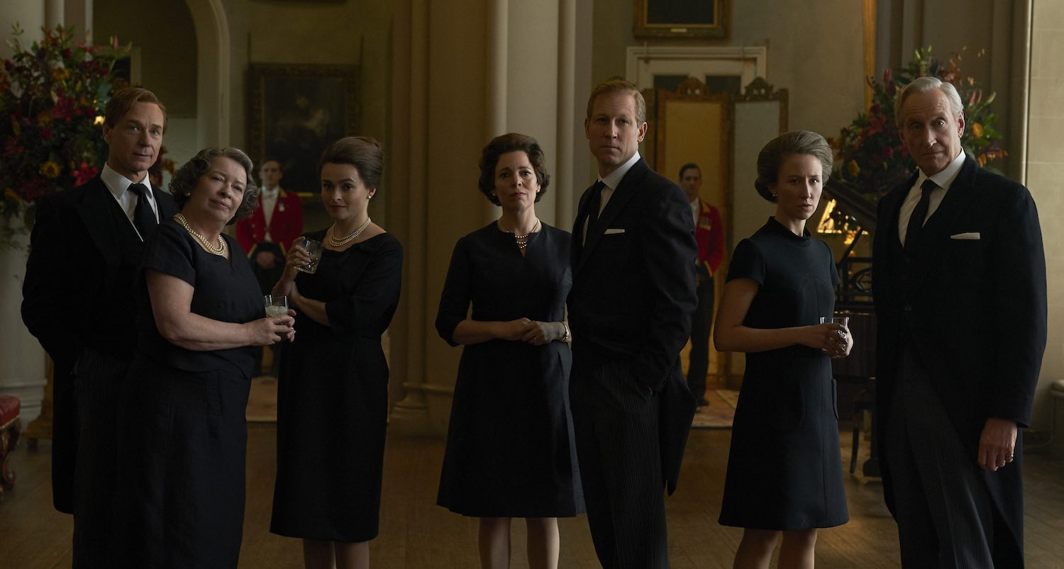 'The Crown' sí tendrá una sexta y última temporada en Netflix