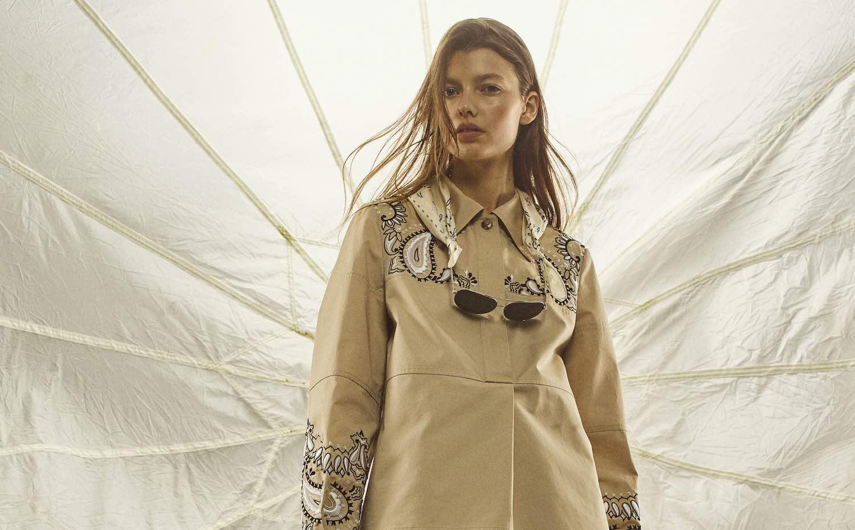 Tory Burch exalta el lado masculino de la moda en su nueva colección