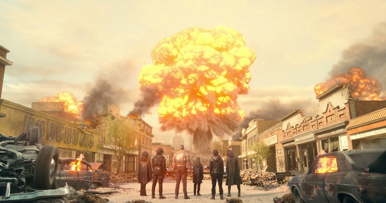 Netflix adelanta escena catastrófica inicial de The Umbrella Academy 2